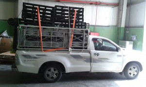 ONE TON PICKUP FOR RENT IN DUBAI/0551625833